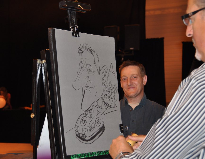 Le Caricaturiste MIKA