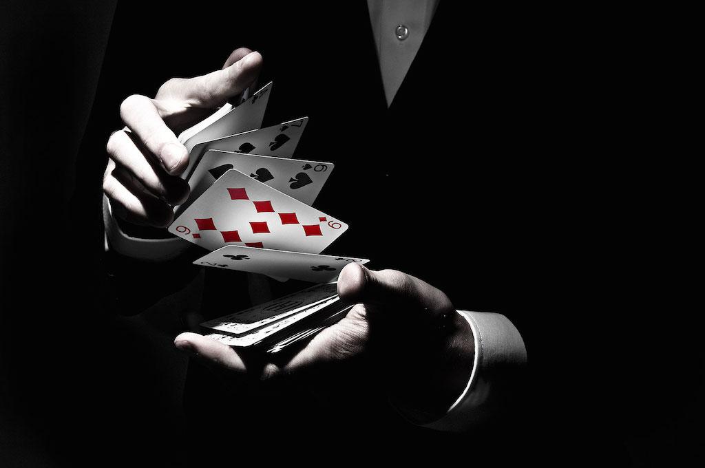 Teambuilding magicien