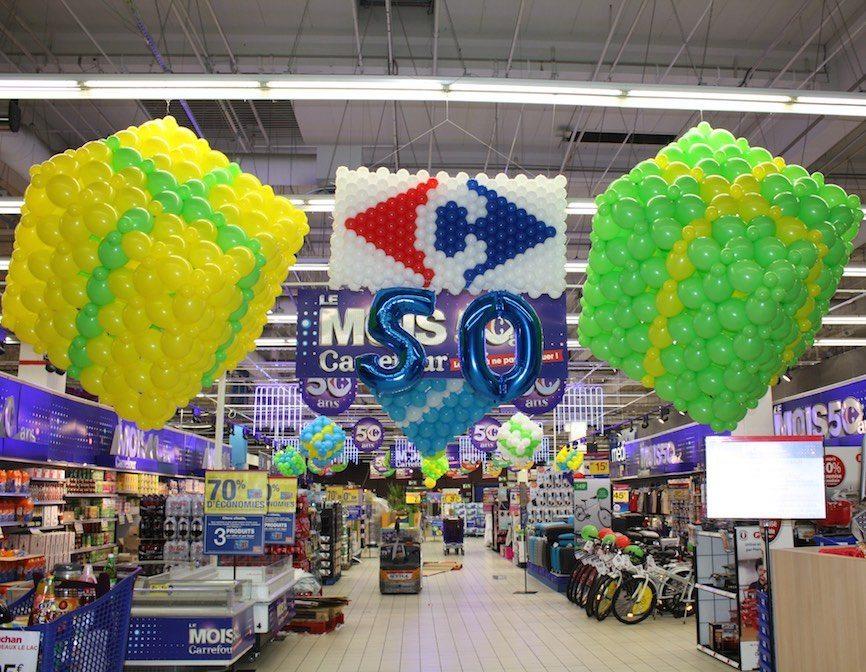 Anniversaire Décoration Ballon