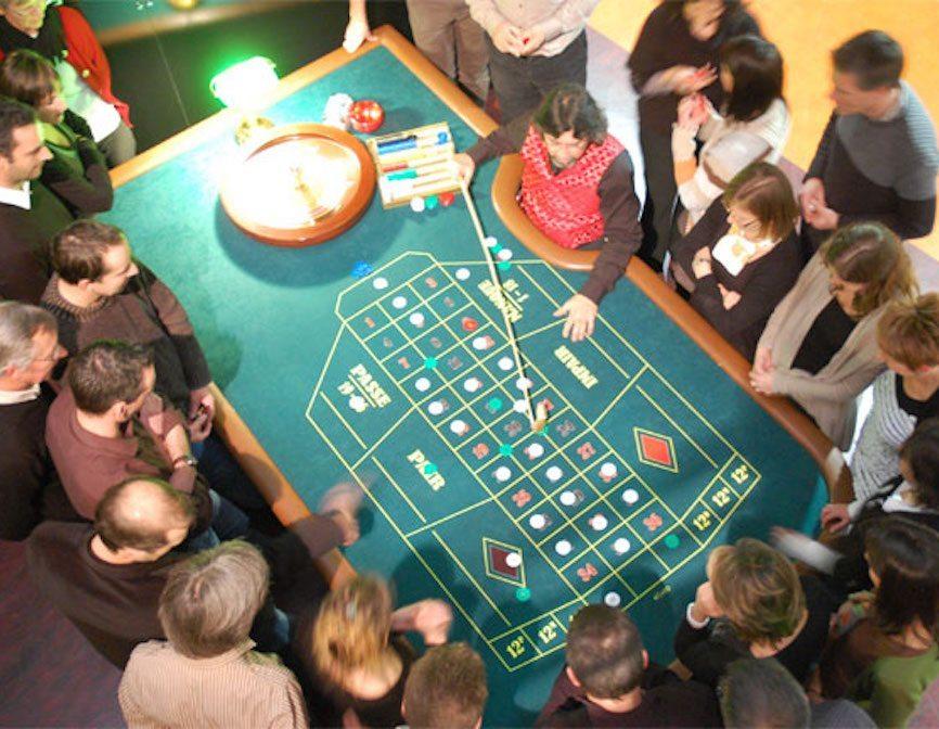 Soirée Casino et Poker