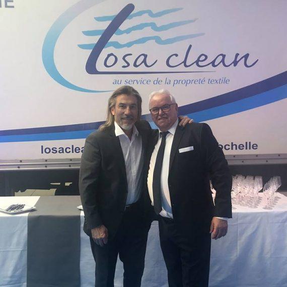 SA PROD fête les 10 ans de LOSA CLEAN