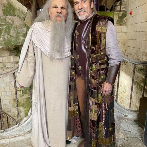 Nouvelle saison Fort Boyard retrouvez Serge Avril le magicien.